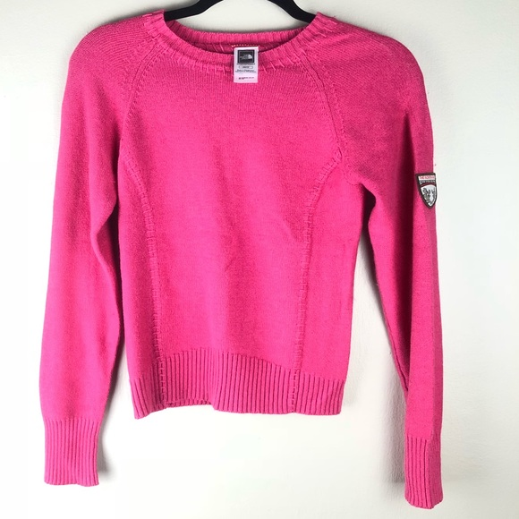 The North Face Sweaters North Face Womens Hot Pink Sweater With